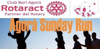 banner agorà sunday run