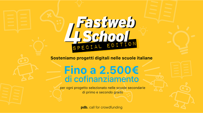 banner fastweb4school