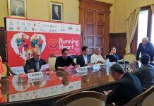 presentazione terza edizione 'running heart'