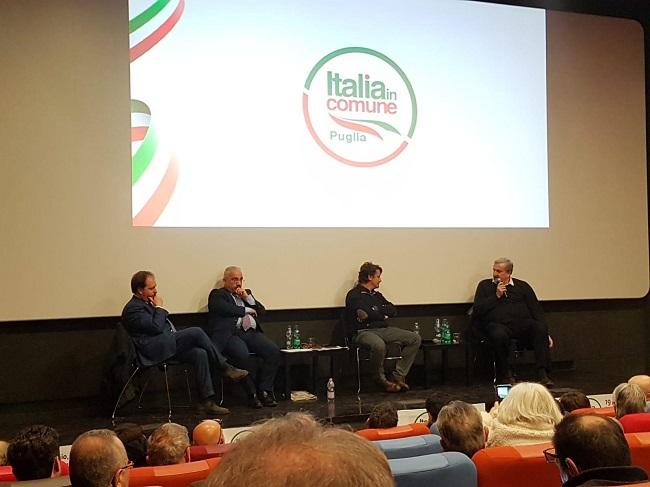 tavolo di italia in comune puglia