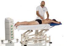 trattamento laser - schiena