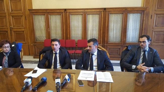 conferenza stampa matrimoni e unioni civili in immobili di pregio pubblici e privati sul territorio comunale
