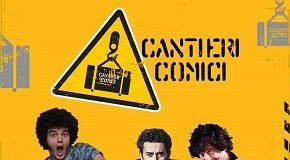 locandina 'cantieri comici'