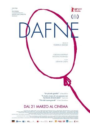 locandina dafne, il film