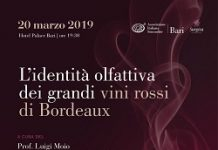 locandina i grandi vini di bordeaux