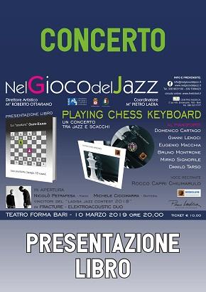 locandina 'nel gioco del jazz'