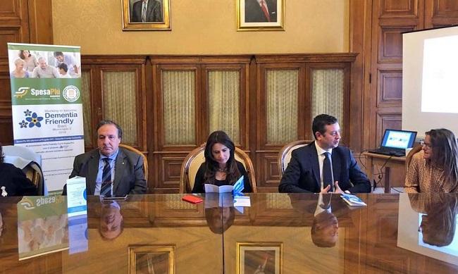 presentato il progetto pilota dell'associazione alzheimer bari e del municipio