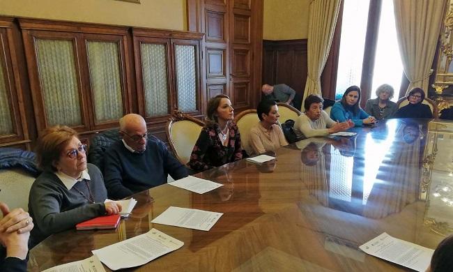 presentazione centro d'ascolto dell'associazione anteas