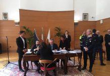 stipula del contratto per 101 nuovi assunti al comune di bari