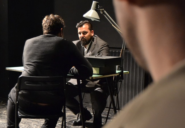 'una pura formalità' - foto di scena