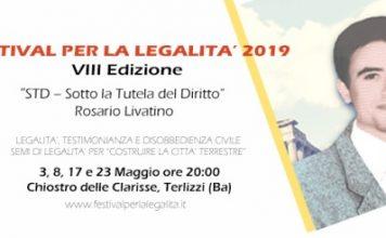 banner festival per la legalità 2019
