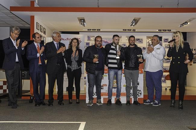 class. assoluta (l. de marianis) premiazione camp. sociale ac lecce 2018