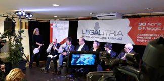 conferenza stampa seconda edizione festival legalItria