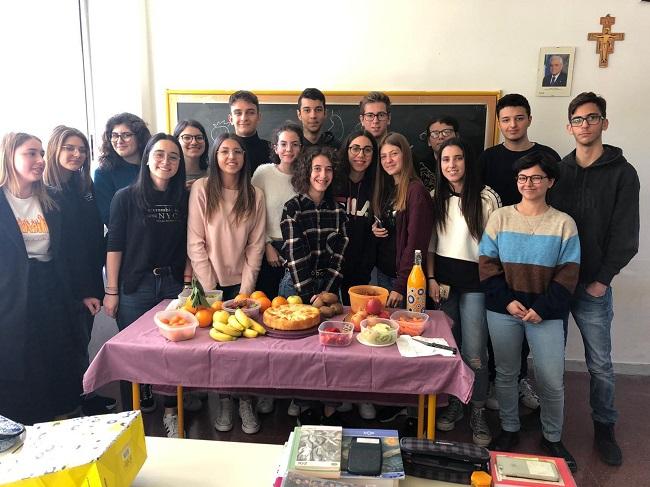 fruit break al polo liceale