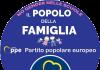 logo 'il popolo della famiglia'