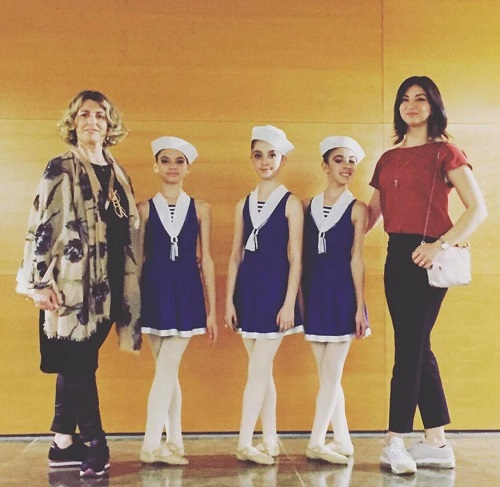 al premio Internazionale città di gallipoli un trionfo di premi e borse di studio per il balletto del salento