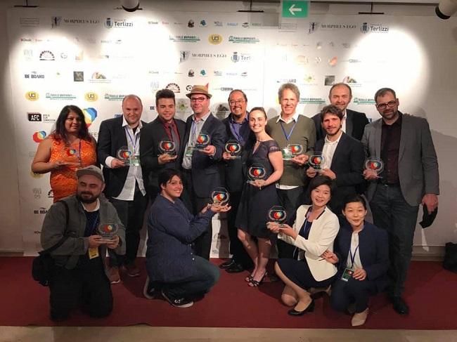 apulia web fest 2019 artisti con direttore artistico