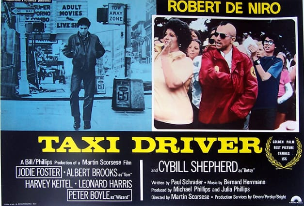 banner taxi driver