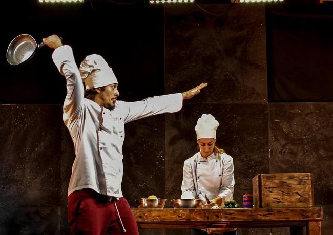 cucina & adrenalina - acrocuochi