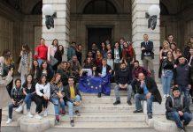 la gioventù europea incontra barletta