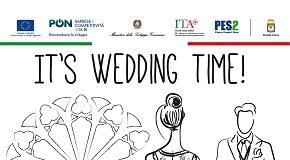 locandina 'it's wedding time'
