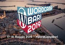 logo wordcamp bari 2019
