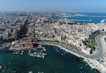lonely planet bari, nella top ten europea