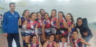 sempre più sole al comando le ragazze della volleyup & eulogic