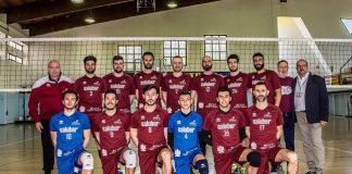volley club grottaglie (squadra 2018-2019)