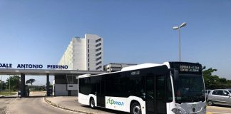autobus ibrido