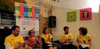 conferenza stampa 'volontariato in corsa'