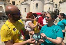 maratona del volontariato bari