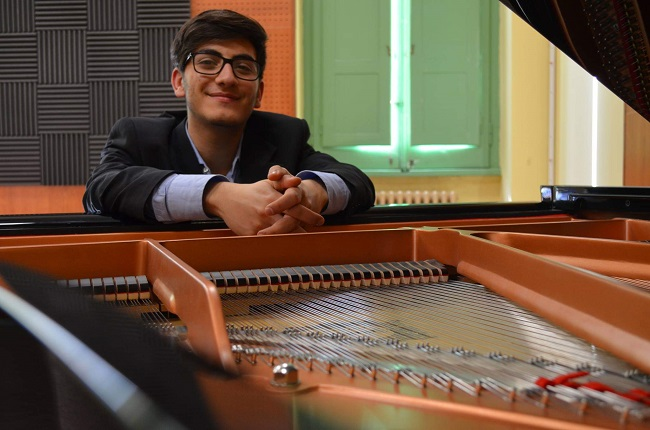 michele renna (pianoforte)