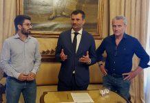 muvt - sindaco premia Francesco rutigliano primo in classifica nella sfida di chilometri percorsi