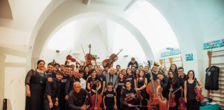 orchestra sinfonica young
