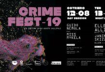 banner crime fest 2019