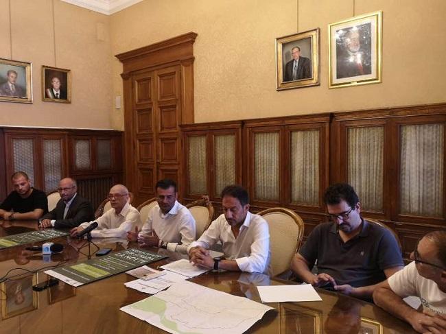 conferenza stampa nuova ordinanza cinghiali