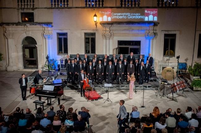 coro di ruda (con pubblico)