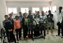 inaugurata la prima ciclofficina di quartiere nella casa delle culture