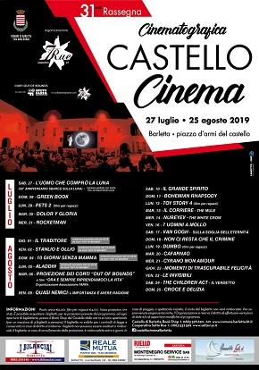 locandina castello cinema