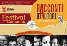 locandina festival racconti d'autore