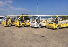 mini bus elettrici