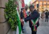 cerimonia di commemorazione del 39° anniversario della strage di bologna