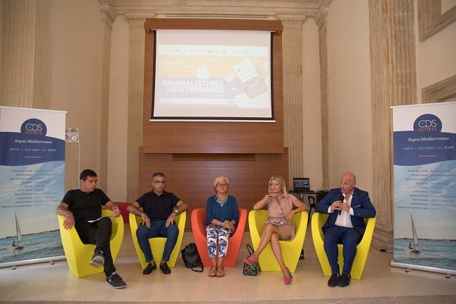 la conferenza stampa del festival