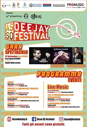 locandina assodeejay festival