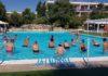'nonn è mai troppo tardi', al via le attività di acquagym e yoga