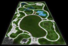 nuova illuminazione a parco 2 giugno