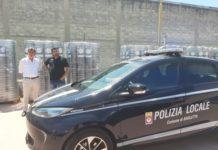 polizia locale barletta