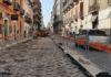 recupero basole antiche in via andrea da bari - al via il cantiere
