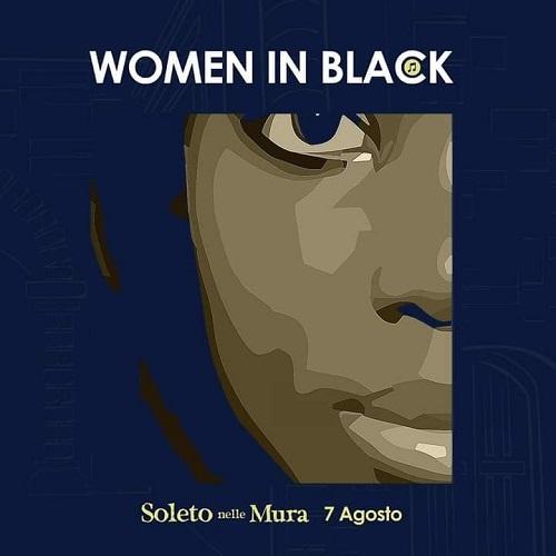 women in black - 7 agosto soleto